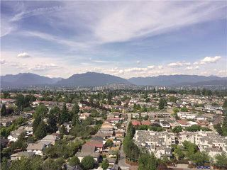 "Photo 1: 2410 3663 CROWLEY Drive in Vancouver: Collingwood VE Condo for sale in ""LATITUTDE"" (Vancouver East)  : MLS®# R2140003"