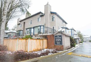 "Photo 1: 9 1195 FALCON Drive in Coquitlam: Eagle Ridge CQ Townhouse for sale in ""THE COURTYARDS"" : MLS®# R2144361"