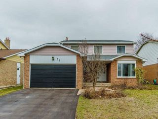 Photo 1: 38 Hamilton Hall Drive in Markham: Markham Village House (2-Storey) for sale : MLS®# N3745260