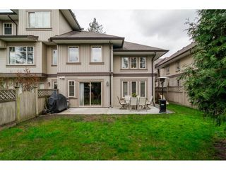 "Photo 19: 20 6238 192 Street in Surrey: Cloverdale BC Townhouse for sale in ""BAKERVIEW TERRACE"" (Cloverdale)  : MLS®# R2149954"