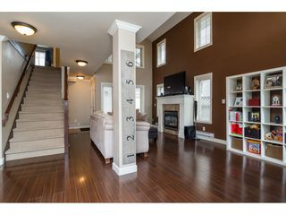 "Photo 3: 20 6238 192 Street in Surrey: Cloverdale BC Townhouse for sale in ""BAKERVIEW TERRACE"" (Cloverdale)  : MLS®# R2149954"