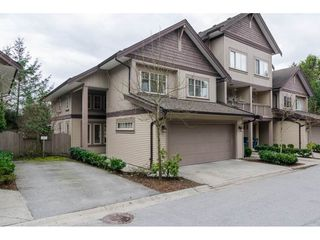 "Photo 1: 20 6238 192 Street in Surrey: Cloverdale BC Townhouse for sale in ""BAKERVIEW TERRACE"" (Cloverdale)  : MLS®# R2149954"