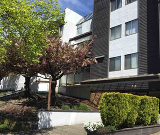 "Photo 1: 303 315 TENTH Street in New Westminster: Uptown NW Condo for sale in ""SPRINGBOK"" : MLS®# R2163166"