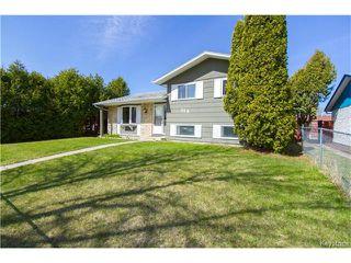 Photo 1: 124 Manila Road in Winnipeg: Maples Residential for sale (4H)  : MLS®# 1711053