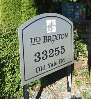 """Photo 2: 405 33255 OLD YALE Road in Abbotsford: Central Abbotsford Condo for sale in """"BRIXTON"""" : MLS®# R2167859"""