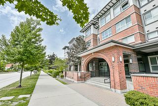 "Photo 1: 209 18755 68 Avenue in Surrey: Clayton Condo for sale in ""Compass"" (Cloverdale)  : MLS®# R2177332"