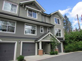 "Photo 1: 18 3470 HIGHLAND Drive in Coquitlam: Burke Mountain Townhouse for sale in ""BRIDLEWOOD"" : MLS®# R2181948"