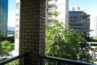 Photo 3: 503 1238 MELVILLE STREET in Vancouver: Coal Harbour Condo for sale (Vancouver West)  : MLS®# R2186632
