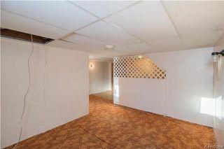 Photo 14: 238 Devonshire Drive in Winnipeg: Kildonan Meadows Residential for sale (3K)  : MLS®# 1731107
