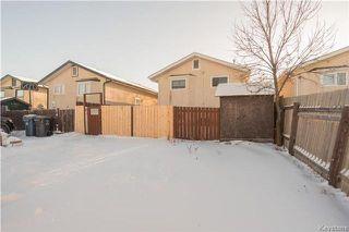 Photo 18: 238 Devonshire Drive in Winnipeg: Kildonan Meadows Residential for sale (3K)  : MLS®# 1731107