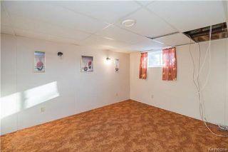 Photo 12: 238 Devonshire Drive in Winnipeg: Kildonan Meadows Residential for sale (3K)  : MLS®# 1731107