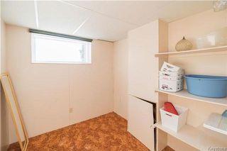 Photo 13: 238 Devonshire Drive in Winnipeg: Kildonan Meadows Residential for sale (3K)  : MLS®# 1731107