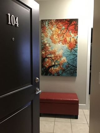 """Photo 1: 104 46262 FIRST Avenue in Chilliwack: Chilliwack E Young-Yale Condo for sale in """"THE SUMMIT"""" : MLS®# R2232837"""