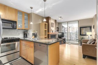 "Photo 2: 403 989 RICHARDS Street in Vancouver: Downtown VW Condo for sale in ""THE MONDRIAN"" (Vancouver West)  : MLS®# R2236828"