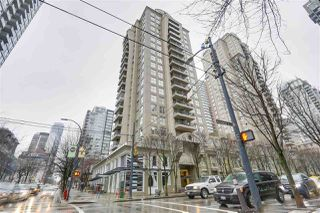 "Photo 1: 403 989 RICHARDS Street in Vancouver: Downtown VW Condo for sale in ""THE MONDRIAN"" (Vancouver West)  : MLS®# R2236828"