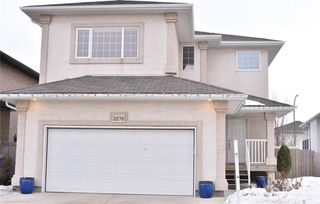 Photo 1: 2876 Sunninghill Crescent in Regina: Windsor Park Residential for sale : MLS®# SK720816