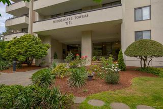 "Photo 1: 1105 7171 BERESFORD Street in Burnaby: Highgate Condo for sale in ""MIDDLEGATE TOWERS"" (Burnaby South)  : MLS®# R2284648"