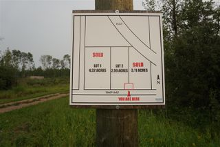 Photo 2: 3406 Twp Rd. 542: Rural Lac Ste. Anne County Rural Land/Vacant Lot for sale : MLS®# E4125530