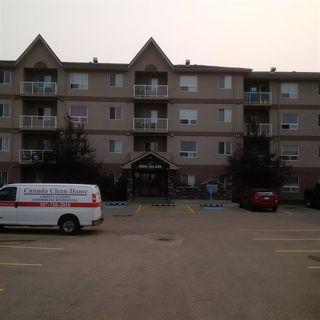 Main Photo: 113 5005 165 Avenue in Edmonton: Zone 03 Condo for sale : MLS®# E4126630
