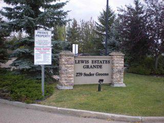 Main Photo: 136 279 Suder Greens Drive NW in Edmonton: Zone 58 Condo for sale : MLS®# E4132063