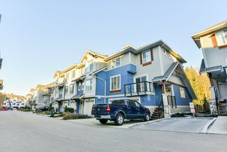 """Photo 1: 79 20498 82 Avenue in Langley: Willoughby Heights Townhouse for sale in """"GABRIOLA PARK"""" : MLS®# R2334254"""