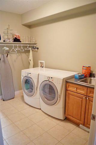 Photo 26: 54 1225 WANYANDI Road in Edmonton: Zone 22 House Half Duplex for sale : MLS®# E4147453