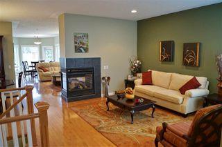Photo 3: 54 1225 WANYANDI Road in Edmonton: Zone 22 House Half Duplex for sale : MLS®# E4147453