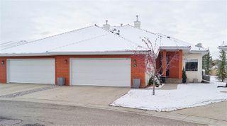 Photo 1: 54 1225 WANYANDI Road in Edmonton: Zone 22 House Half Duplex for sale : MLS®# E4147453