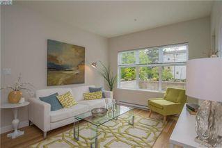 Photo 1: 204 3333 Glasgow Ave in VICTORIA: SE Quadra Condo Apartment for sale (Saanich East)  : MLS®# 809642