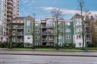 "Main Photo: 312 1199 WESTWOOD Street in Coquitlam: North Coquitlam Condo for sale in ""LAKESIDE TERRACE"" : MLS®# R2362563"