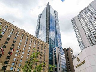 "Main Photo: 3502 667 HOWE Street in Vancouver: Downtown VW Condo for sale in ""Hotel Georgia Residences"" (Vancouver West)  : MLS®# R2370576"