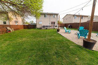 Photo 13: 155 Braintree Crescent in Winnipeg: Jameswood Residential for sale (5F)  : MLS®# 1914241