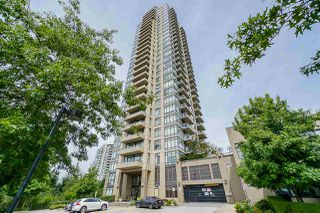 "Photo 1: 1405 2345 MADISON Avenue in Burnaby: Brentwood Park Condo for sale in ""OMA (One Madison Avenue)"" (Burnaby North)  : MLS®# R2379394"
