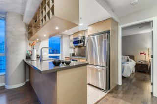 "Photo 3: 2103 833 SEYMOUR Street in Vancouver: Downtown VW Condo for sale in ""CAPITAL RESIDENCES"" (Vancouver West)  : MLS®# R2382715"