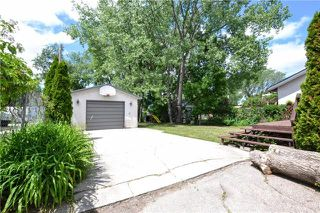 Photo 19: 736 Vimy Road in Winnipeg: Crestview Residential for sale (5H)  : MLS®# 1917934