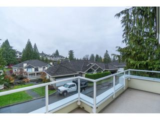 "Photo 18: 87 4001 OLD CLAYBURN Road in Abbotsford: Abbotsford East Townhouse for sale in ""Cedar Springs"" : MLS®# R2419759"