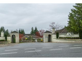 "Photo 2: 87 4001 OLD CLAYBURN Road in Abbotsford: Abbotsford East Townhouse for sale in ""Cedar Springs"" : MLS®# R2419759"