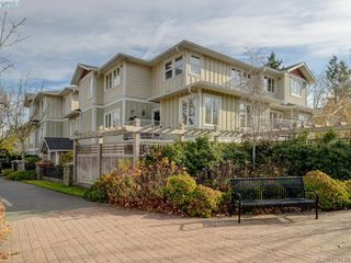 Photo 2: 106 1825 Kings Road in VICTORIA: SE Camosun Row/Townhouse for sale (Saanich East)  : MLS®# 419139