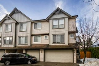 "Photo 1: 13 8917 EDWARD Street in Chilliwack: Chilliwack W Young-Well Townhouse for sale in ""THE GABLES DOWNTOWN"" : MLS®# R2431321"