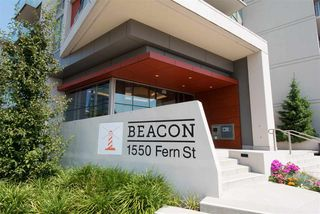 """Main Photo: 1809 1550 FERN Street in North Vancouver: Lynnmour Condo for sale in """"Beacon"""" : MLS®# R2486858"""