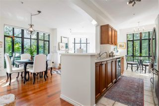 """Photo 2: 356 2175 SALAL Drive in Vancouver: Kitsilano Condo for sale in """"THE SAVONA"""" (Vancouver West)  : MLS®# R2499192"""