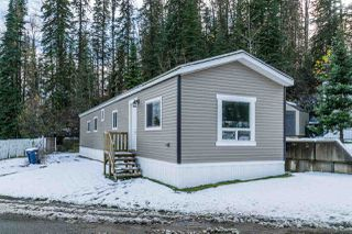 Photo 1: A11 5931 COOK Court in Prince George: Birchwood Manufactured Home for sale (PG City North (Zone 73))  : MLS®# R2509443