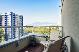 Photo 23: 1001 1566 W 13 AVENUE in Vancouver: Fairview VW Condo for sale (Vancouver West)  : MLS®# R2506534