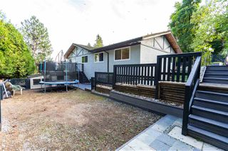 Photo 34: 2980 FLEET Street in Coquitlam: Ranch Park House for sale : MLS®# R2512369