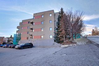 Main Photo: 102 1818 14 Street SW in Calgary: Lower Mount Royal Apartment for sale : MLS®# A1048375