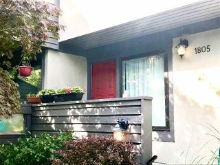 Photo 3: 1805 GREER AVENUE in Vancouver: Kitsilano Townhouse for sale (Vancouver West)  : MLS®# R2512434