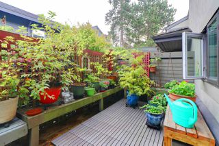 Photo 15: 1805 GREER AVENUE in Vancouver: Kitsilano Townhouse for sale (Vancouver West)  : MLS®# R2512434