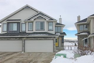 Main Photo: 125 Evansmeade Point NW in Calgary: Evanston Semi Detached for sale : MLS®# A1057876