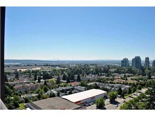 """Photo 1: 1906 7328 ARCOLA Street in Burnaby: Highgate Condo for sale in """"ESPRIT"""" (Burnaby South)  : MLS®# V901926"""