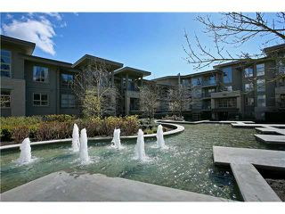 "Photo 1: 502 9339 UNIVERSITY Crescent in Burnaby: Simon Fraser Univer. Condo for sale in ""HARMONY"" (Burnaby North)  : MLS®# V913799"